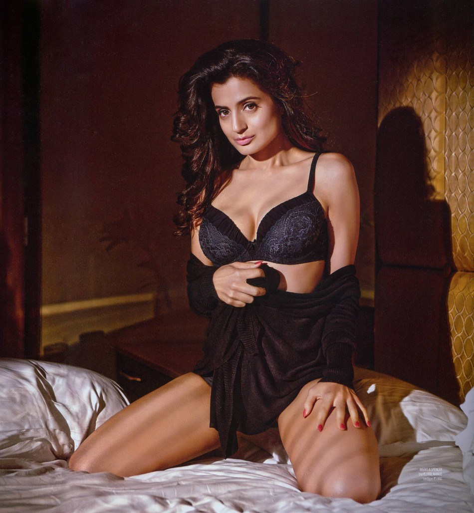 Ameesha Patel Maxim Magazine Hot Pics