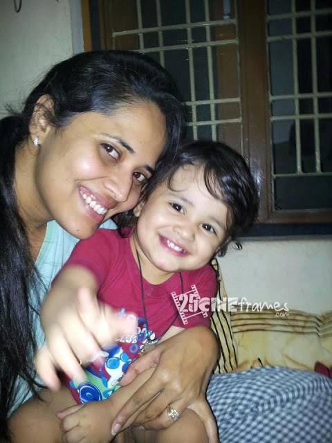 Anchor Anasuya Bharadwaj Family Photos | 25CineFrames