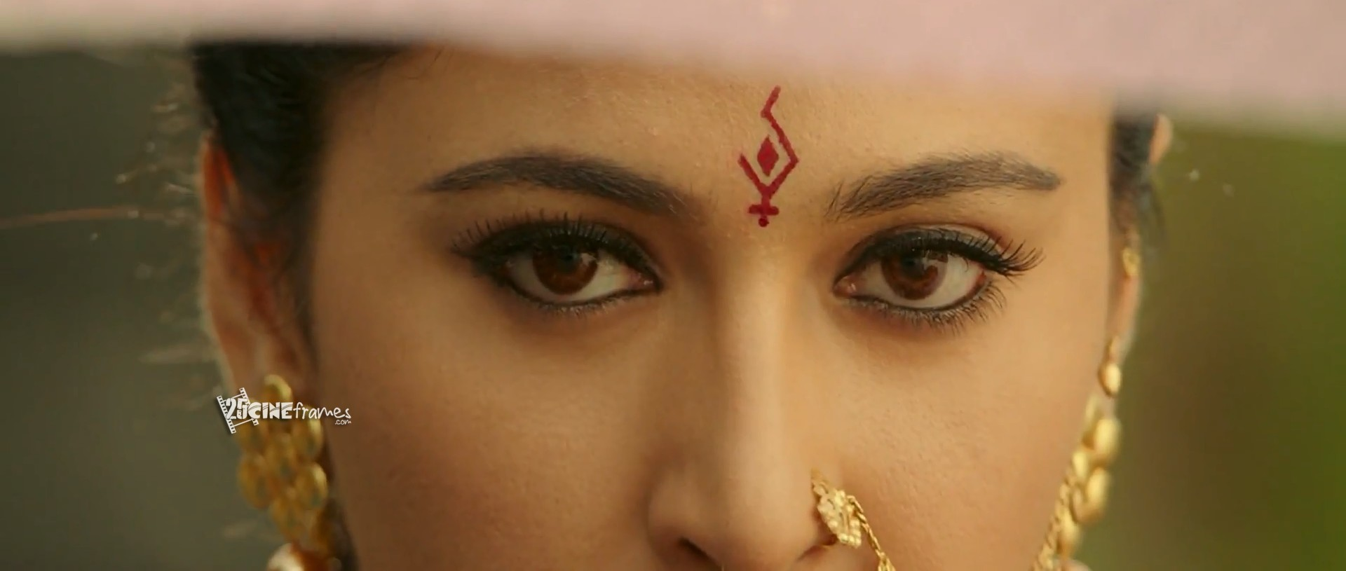 Anushka as Devasena in Baahubali First Look Gallery ...