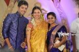 Geetha Madhuri Nandhu Engagement Photos