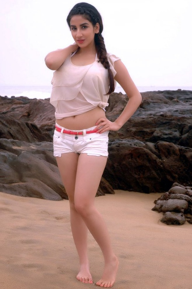 Parul Gulati Beach Photos 25cineframes