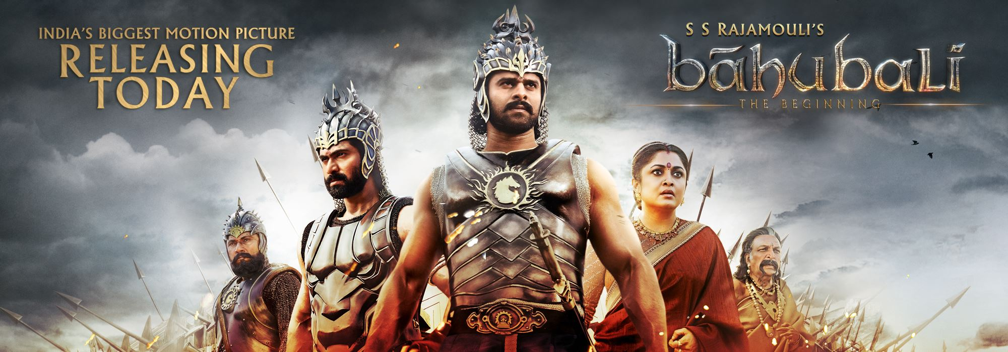 Prabhas Baahubali Movie Wallpapers Ultra HD   25CineFrames