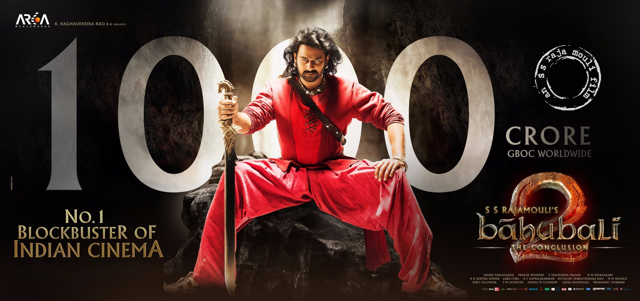Prabhas Baahubali The Conclusion Movie Wallpapers Ultra: Baahubali New Latest ULTRA HD Posters Wallpapers