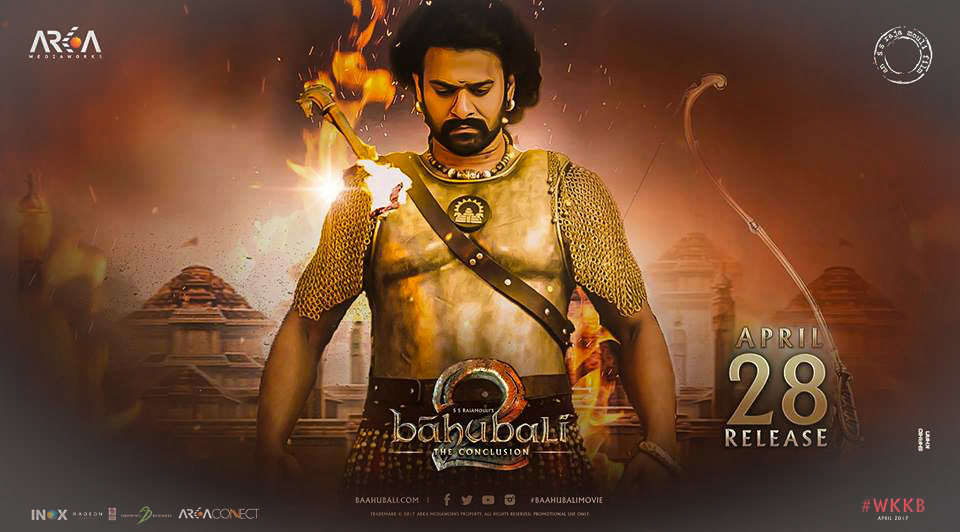 Prabhas Baahubali : The Conclusion Movie Wallpapers Ultra