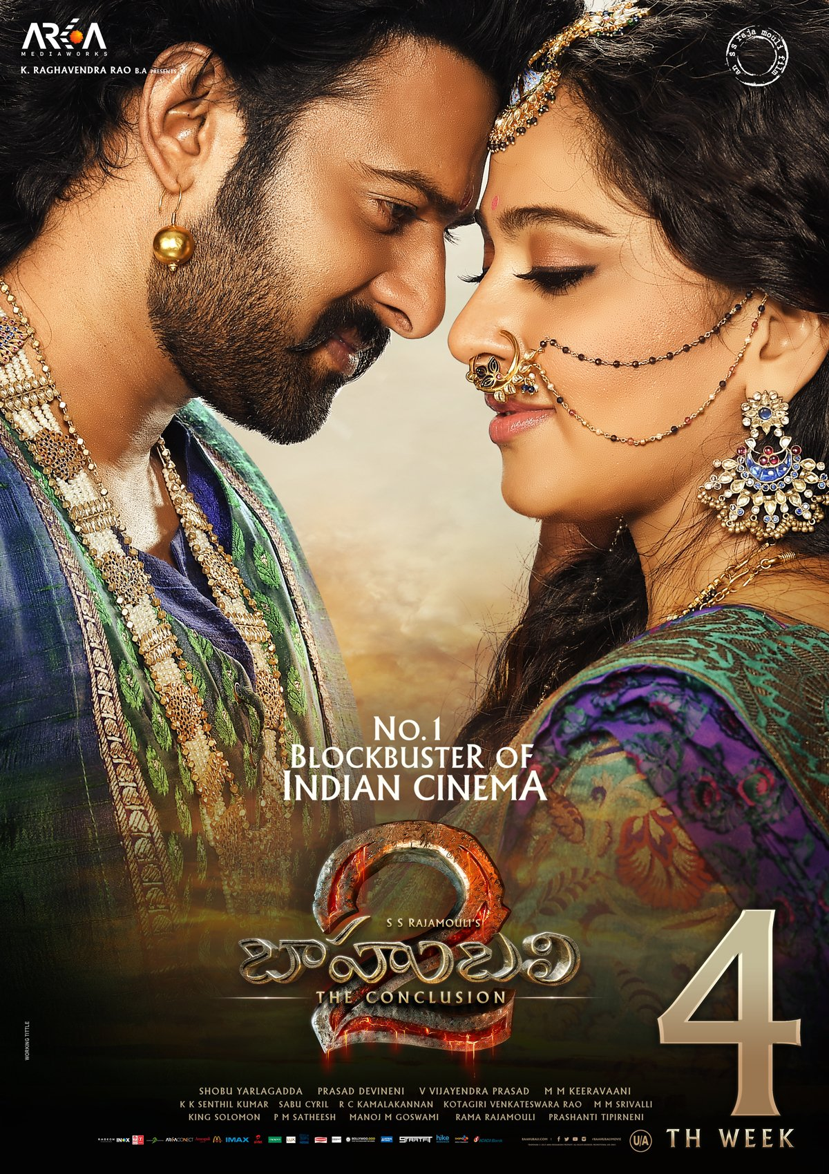 Prabhas Baahubali The Conclusion Movie Wallpapers Ultra Hd Posters