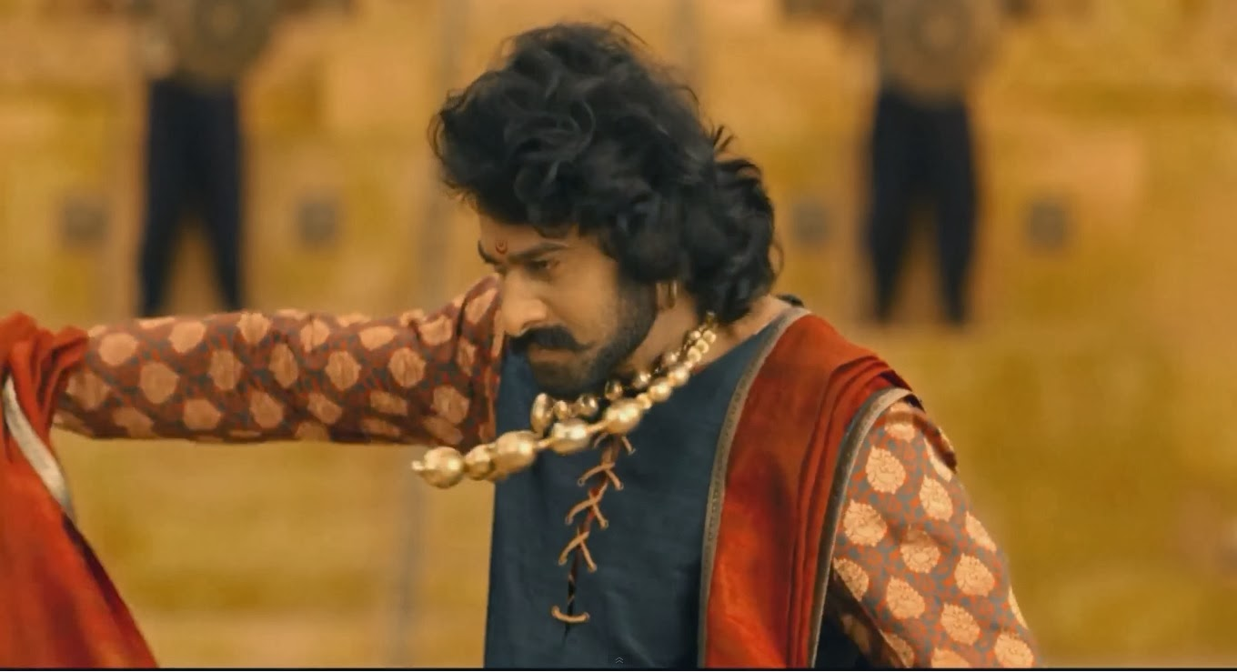 prabhas stills in bahubali | 25cineframes