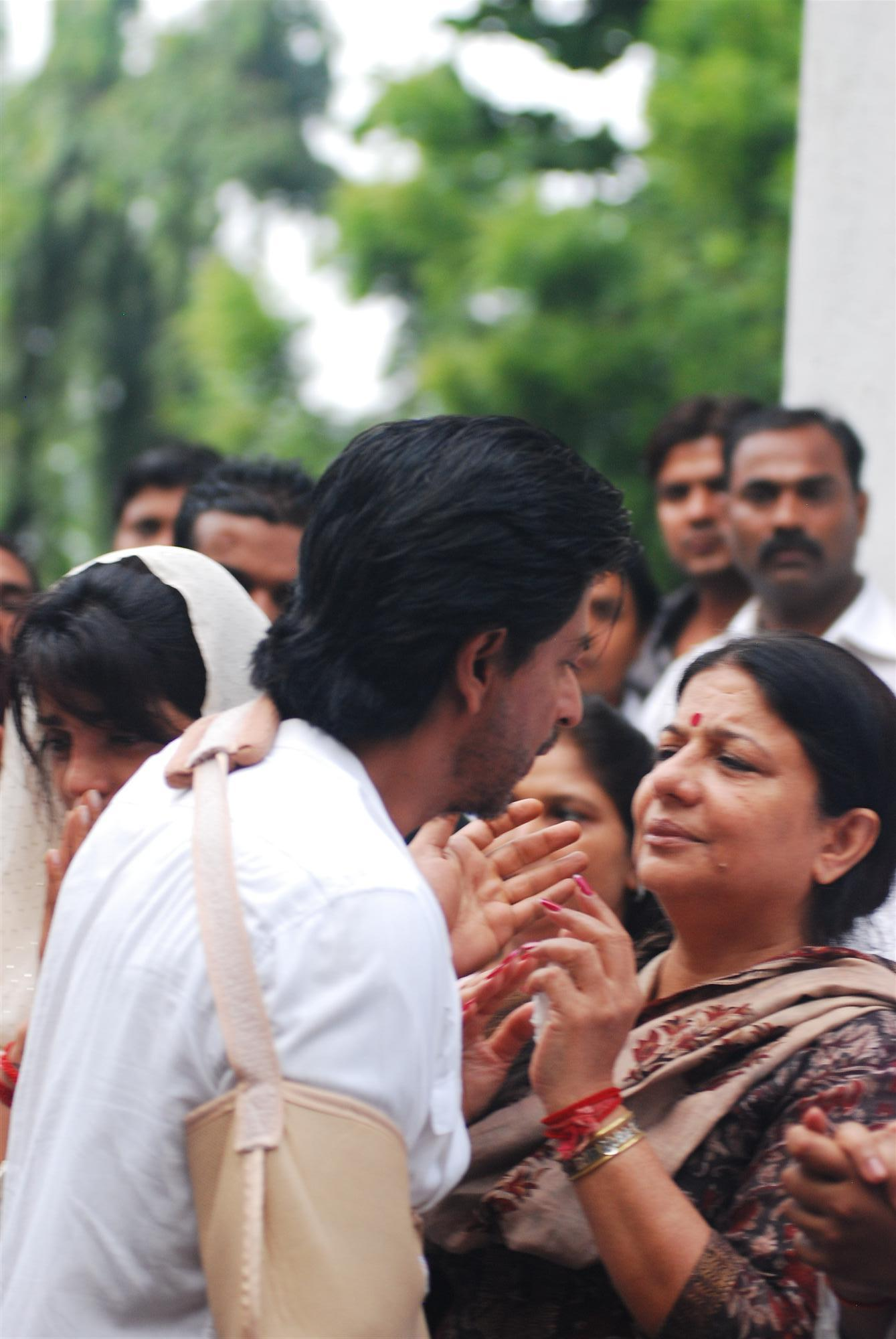 priyanka chopra s father dr ashok chopra funeral