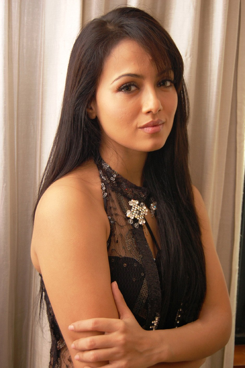 Image result for sana khan sexy cleavage photo
