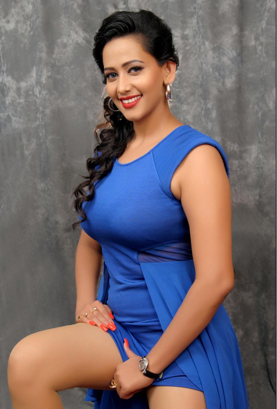 Sanjana Singh Latest Photoshoot
