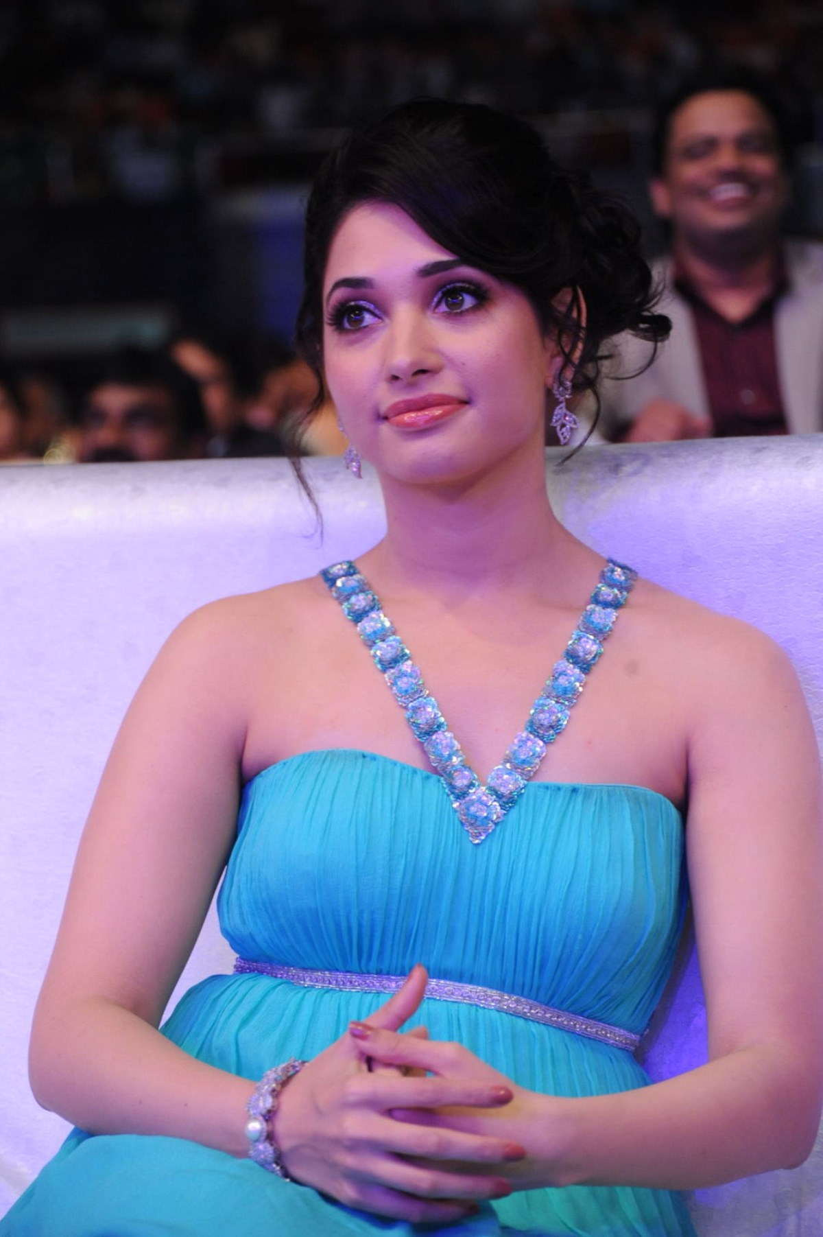 tamannaah at tollywood cinema channel opening | 25cineframes