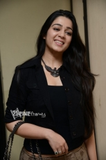 Charmi Latest New Photos In Black and Brown 25CineFrames