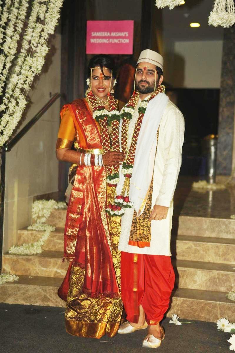 Manchu manoj pranathi reddy marriage hd photos wedding pics gallery - Sameera Reddy Wedding Photos 25cineframes