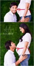 3 Allu Arjun Sneha Reddy New Born Baby Boy Photos