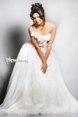 Amala Paul New PhotoShoot in White Frock Dress 25CineFrames
