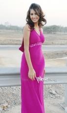 Deeksha Panth New Photos in Pink dress 25CineFrames