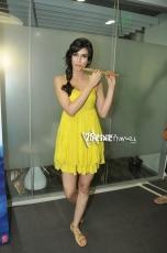 Kriti Sanon Latest Photo Stills in Yellow Frock Dress 25CineFrames