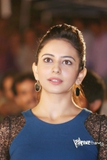 Rakul Preet Singh Latest Hot Spicy Stills in Blue Dress 25CineFrames