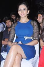Rakul Preet Singh Latest Spicy Stills in Blue Dress 25CineFrames