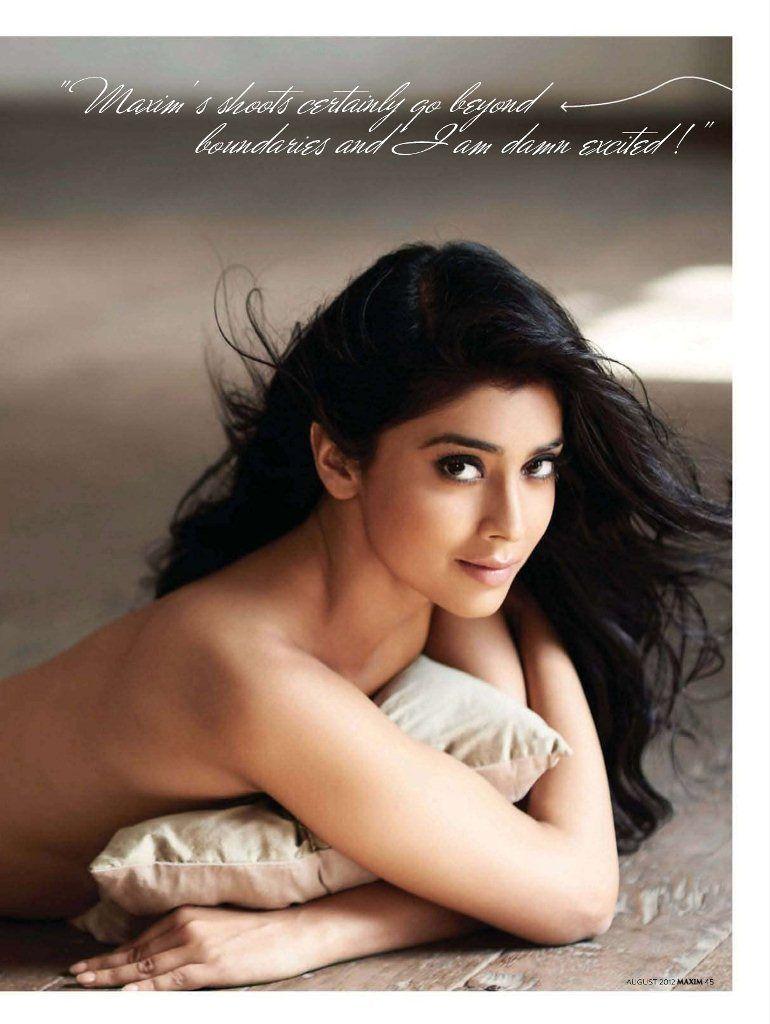 shriya saran hot photoshoot for maxim magazine india 25cineframes. Black Bedroom Furniture Sets. Home Design Ideas