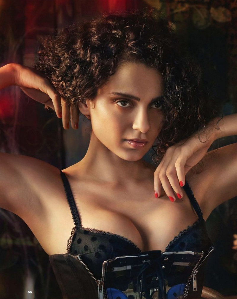 Kangana Ranaut GQ India magazine HOT PhotoShoot HQ Photos 25CineFrames