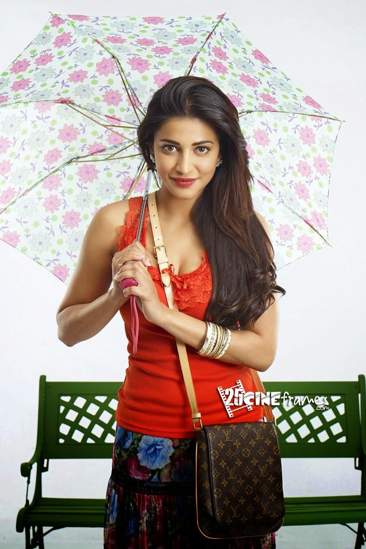 Shruti Haasan New Latest Ultra Hd Hot Photo Shoot For Poojai
