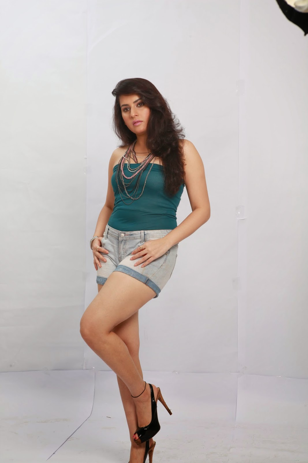 Archana Latest Hot Photo Shoot Gallery Panchami Movie