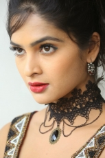 Madhumitha Gorgeous Looking Photos in Red and Black dress