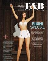 Nargis Fakhri Hot Photoshoot for Filmfare Magazine July 2014