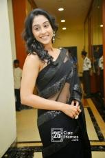 Regina Cassandra Spicy Hot Photos in Black Saree 25CineFrames
