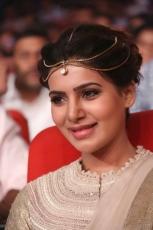Samantha Latest Photos At Alludu Seenu Audio Launch