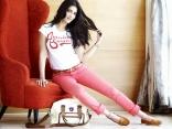 Shruti Haasan Latest Hot Photoshoot Photos in Leggings and Shorts
