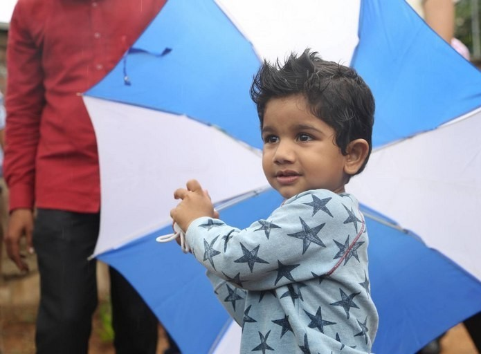 ... Sneha Reddy Son Allu Ayaan Latest New HD Photos Images | 25CineFrames