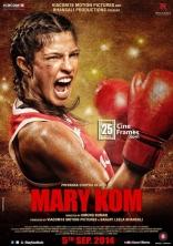 Priyanka Chopra Mary Kom First Look Posters