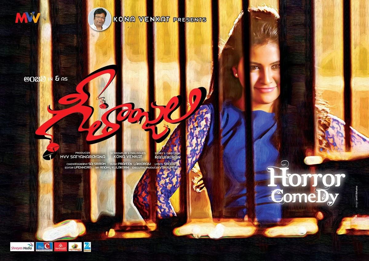 Rakul Preet Hd Wallpaper 5k 2019 New March: Anjali's Geethanjali Movie New HD Posters Wallpapers