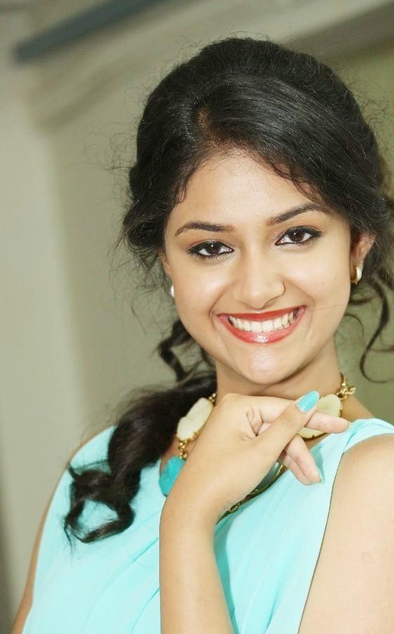 keerthi suresh new actress photoshoot stills 25cineframes