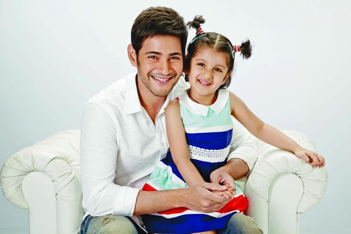 Mahesh Babu's Daughter Sitara Ghattamaneni New Latest Photos ...