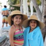 Mahesh Babu's Daughter Sitara Ghattamaneni at Beach with her Friends Pics New Latest Photos