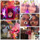 Mahesh Babu's Daughter Sitara Ghattamaneni with Samantha New Latest Photos