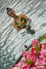 Pinky Actress Spicy Bikini Photos