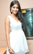 Pooja Hegde Latest White Frock Skirt Photos