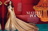 Stunning Deepika Padukone Poses for Vogue