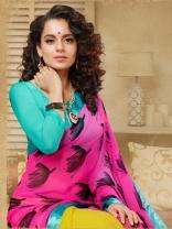 Kangana Ranaut Latest Saree Stills