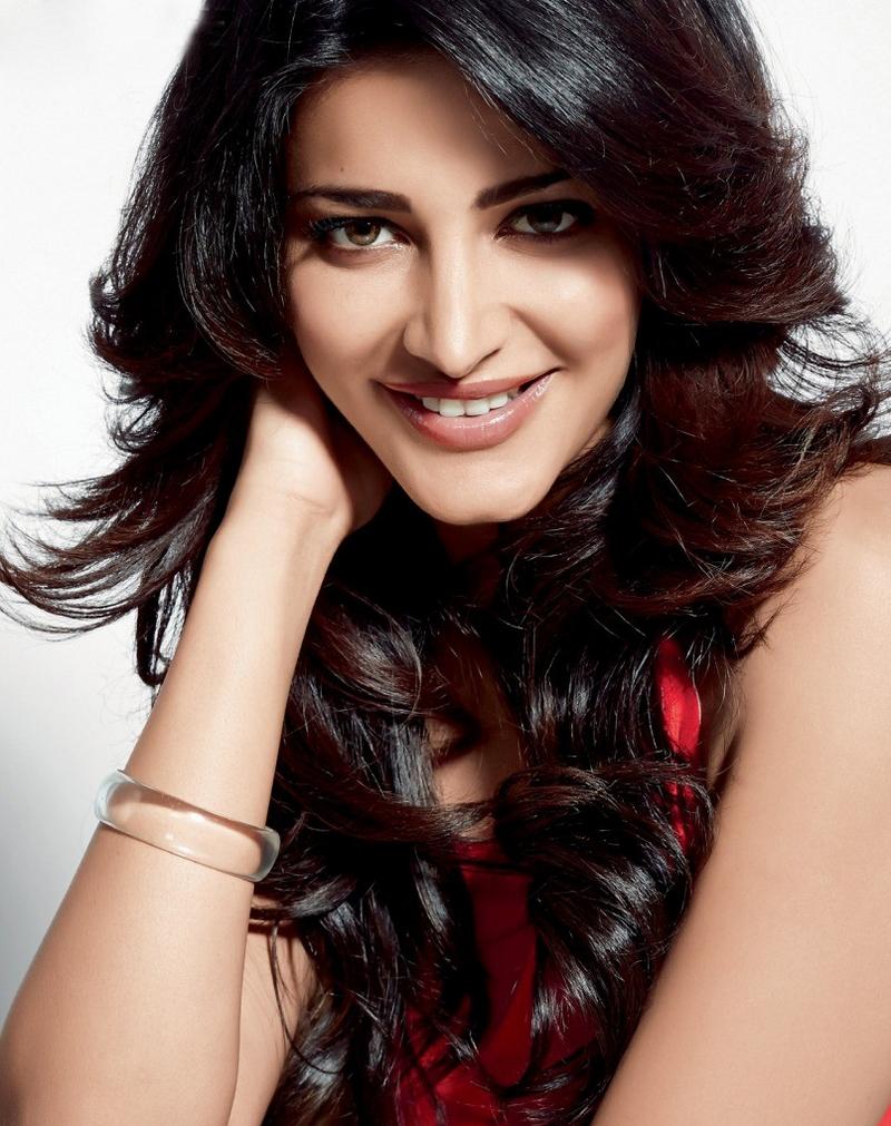 Shruti Haasan Photoshoot Poses For Women S Health Magazine