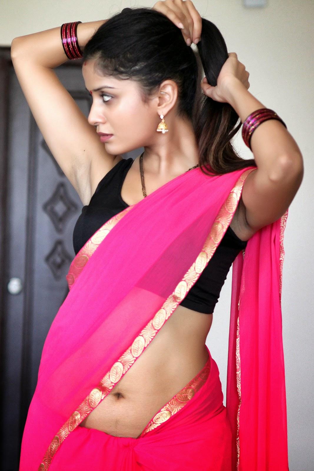 RGV's Sridevi Movie Heroine Anushkriti Hot PhotoShoot ...