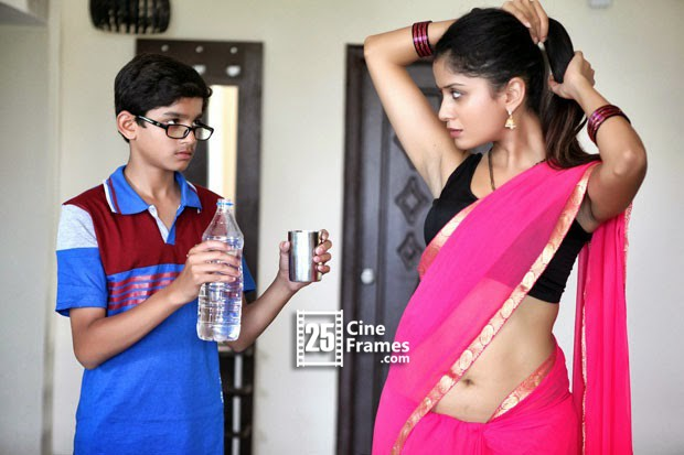 Photo Feature Who Is This Hot Ram Gopal Varma RGV's Savitri Girl