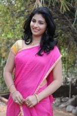 Krithika Jaykumar latest Photos in Pink Half Saree HD Stills