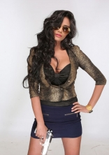 Poonam Pandey Stils in Malini and Co Movie ULTRA HD Photos