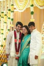 Hero Aadi and Aruna Marriage Photos Wedding HD Photos Gallery Stills