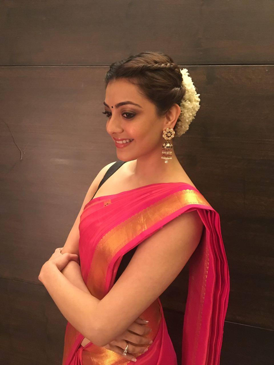 Gallery For Cute Guys With Brown Hair And Green Eyes: Kajal Agarwal Latest Photos HD Stills
