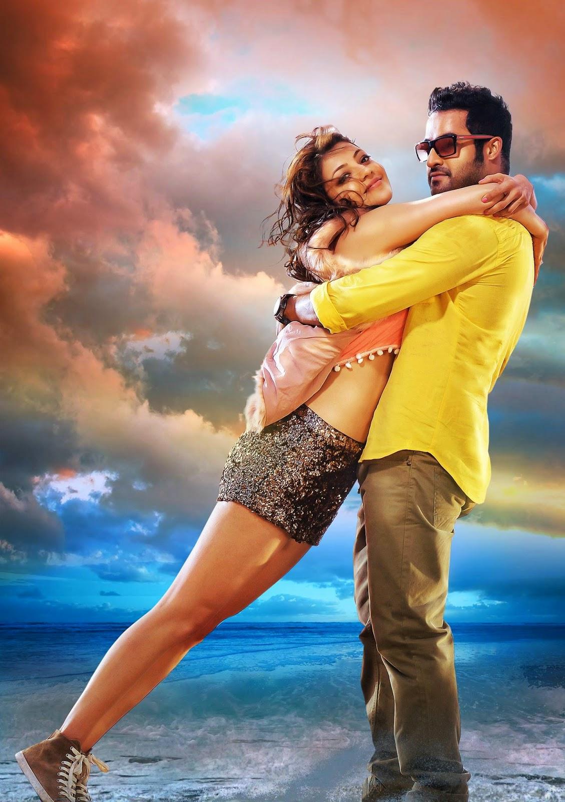 Kajal Agarwal Photos in Temper movie Hot HD Stills Images